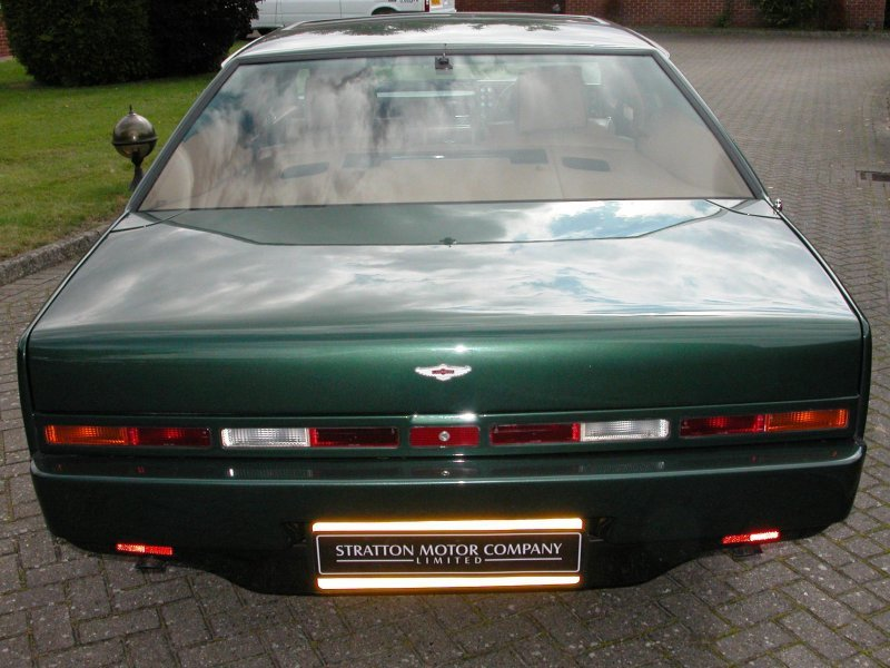 1990 Aston Martin V8 Lagonda For Sale (picture 10 of 11)