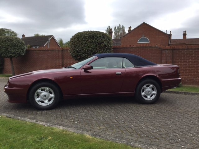 1992 Aston Martin Virage Volante For Sale (picture 2 of 16)