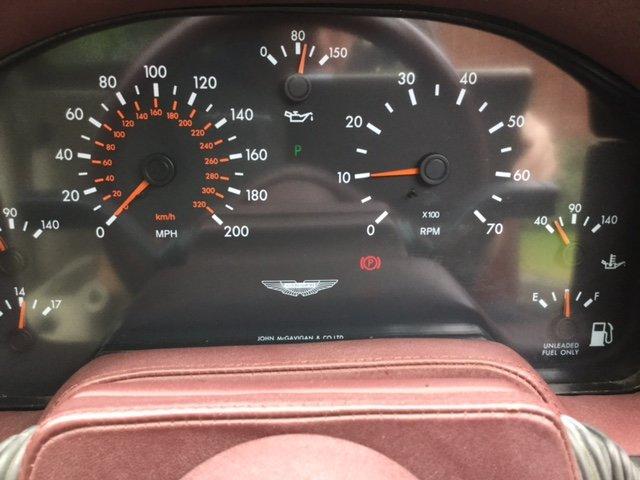 1992 Aston Martin Virage Volante For Sale (picture 10 of 16)