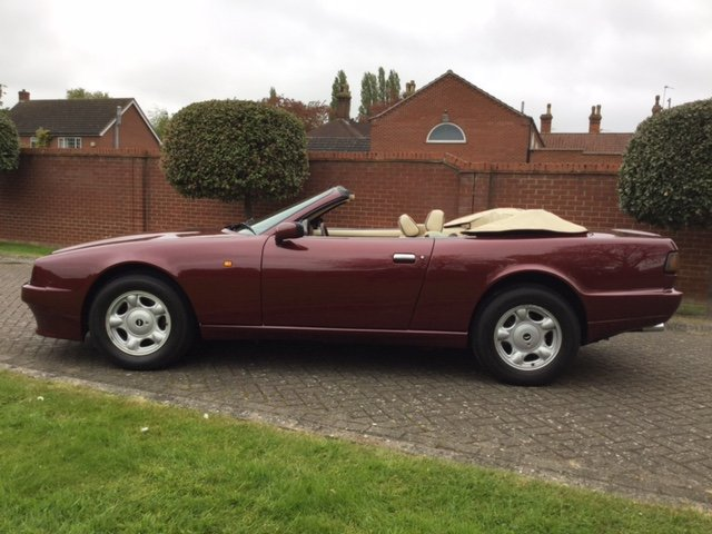 1992 Aston Martin Virage Volante For Sale (picture 12 of 16)