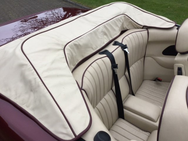 1992 Aston Martin Virage Volante For Sale (picture 15 of 16)
