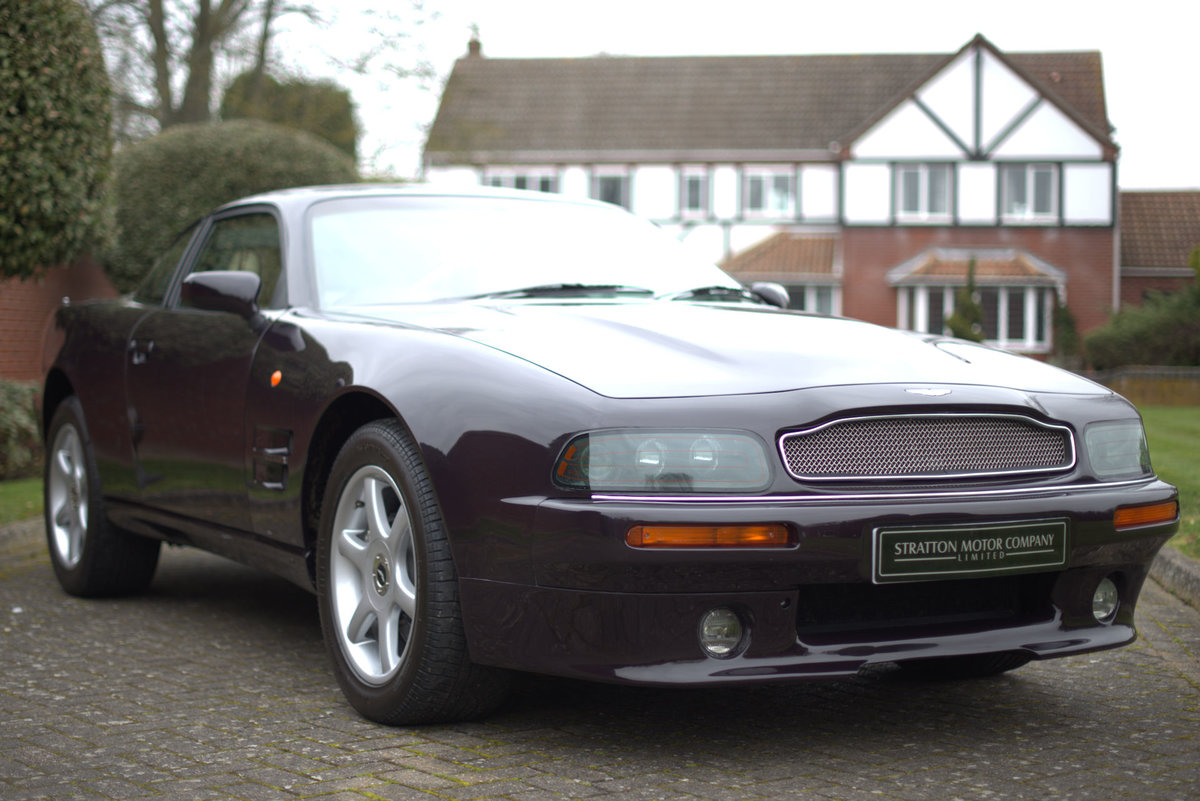 1997 Aston Martin V8 Coupe For Sale (picture 1 of 19)