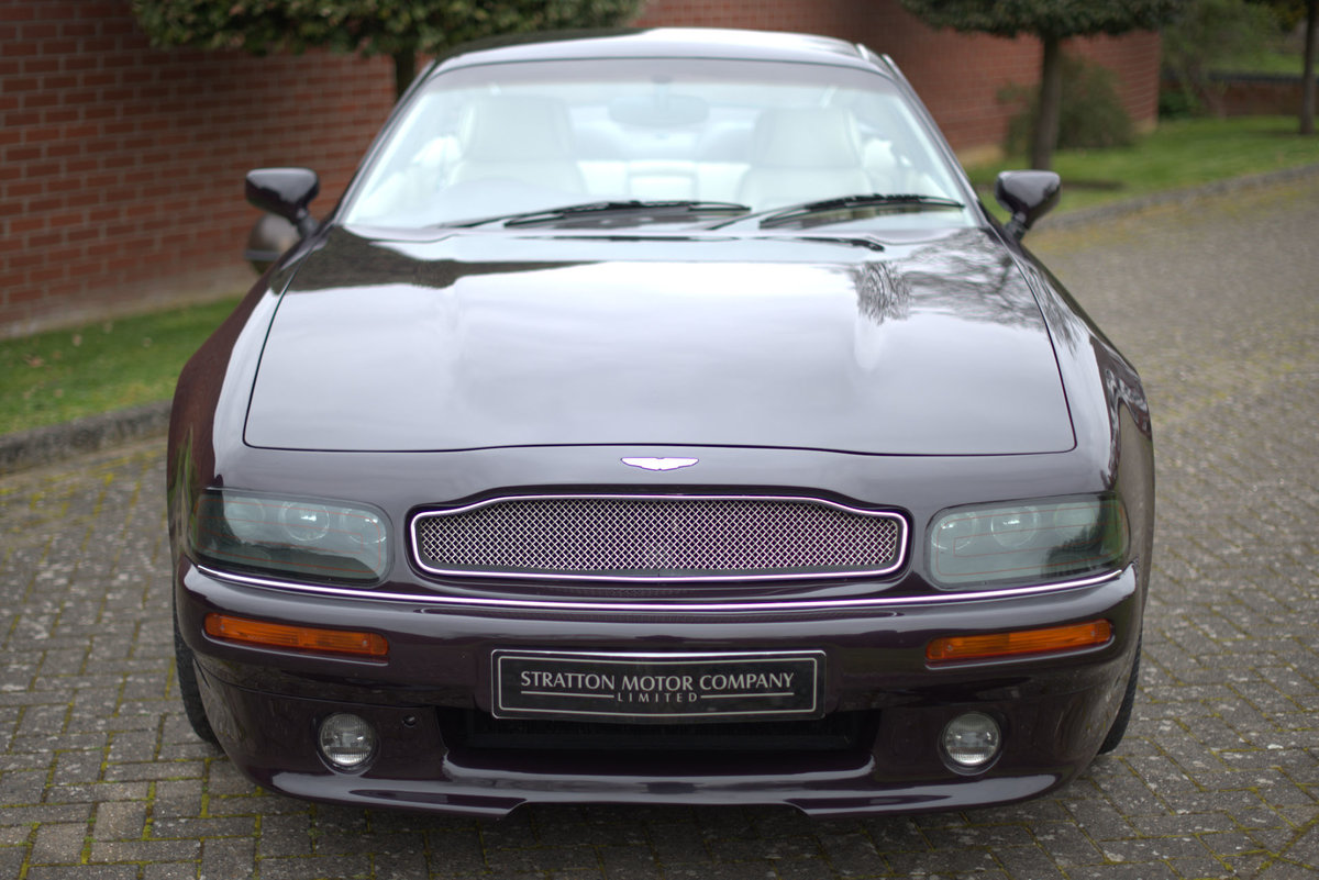 1997 Aston Martin V8 Coupe For Sale (picture 2 of 19)