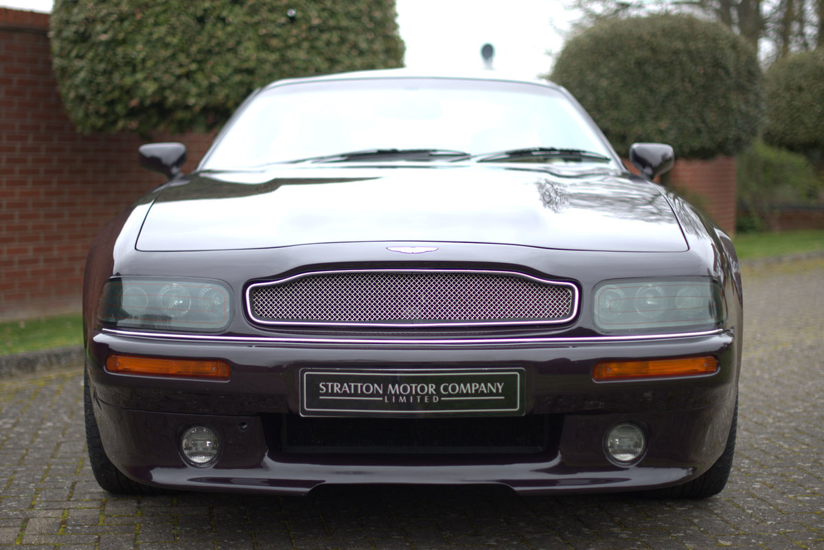 1997 Aston Martin V8 Coupe For Sale (picture 3 of 19)