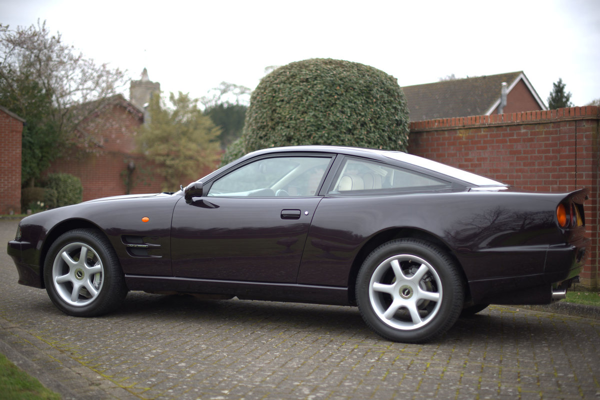 1997 Aston Martin V8 Coupe For Sale (picture 4 of 19)