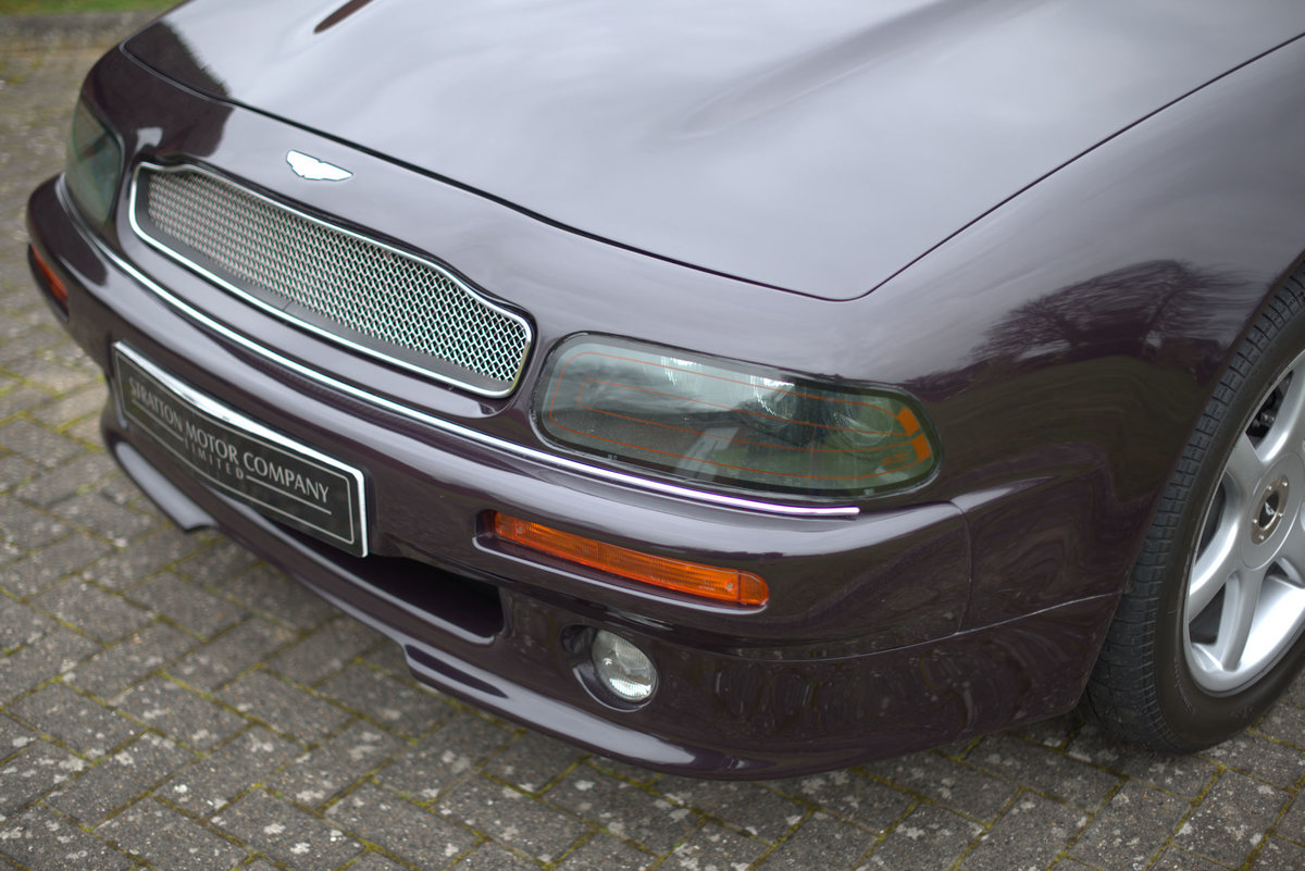 1997 Aston Martin V8 Coupe For Sale (picture 6 of 19)