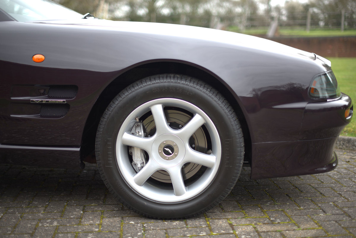1997 Aston Martin V8 Coupe For Sale (picture 10 of 19)