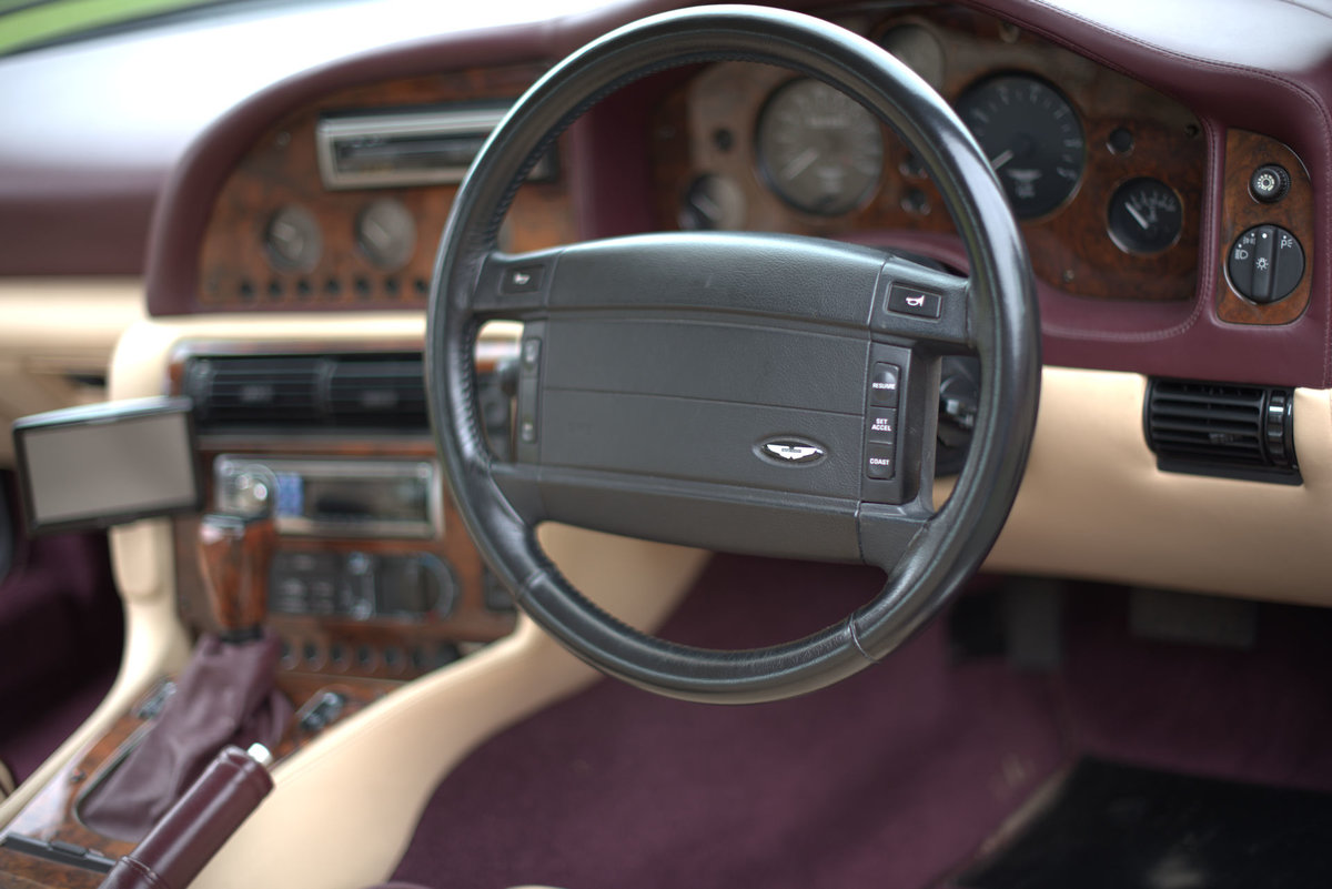 1997 Aston Martin V8 Coupe For Sale (picture 11 of 19)