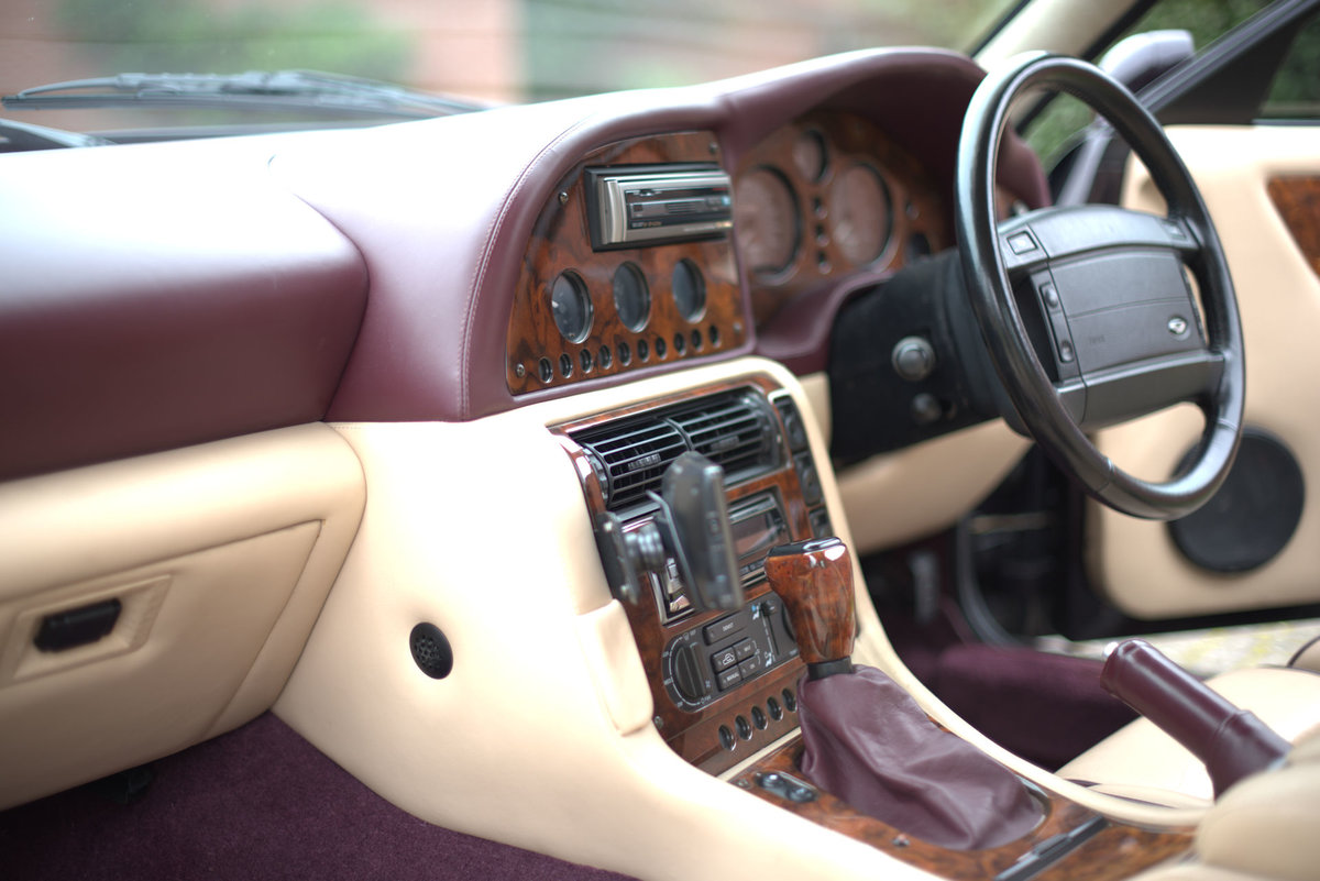 1997 Aston Martin V8 Coupe For Sale (picture 12 of 19)