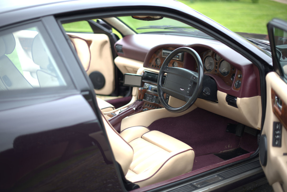 1997 Aston Martin V8 Coupe For Sale (picture 14 of 19)