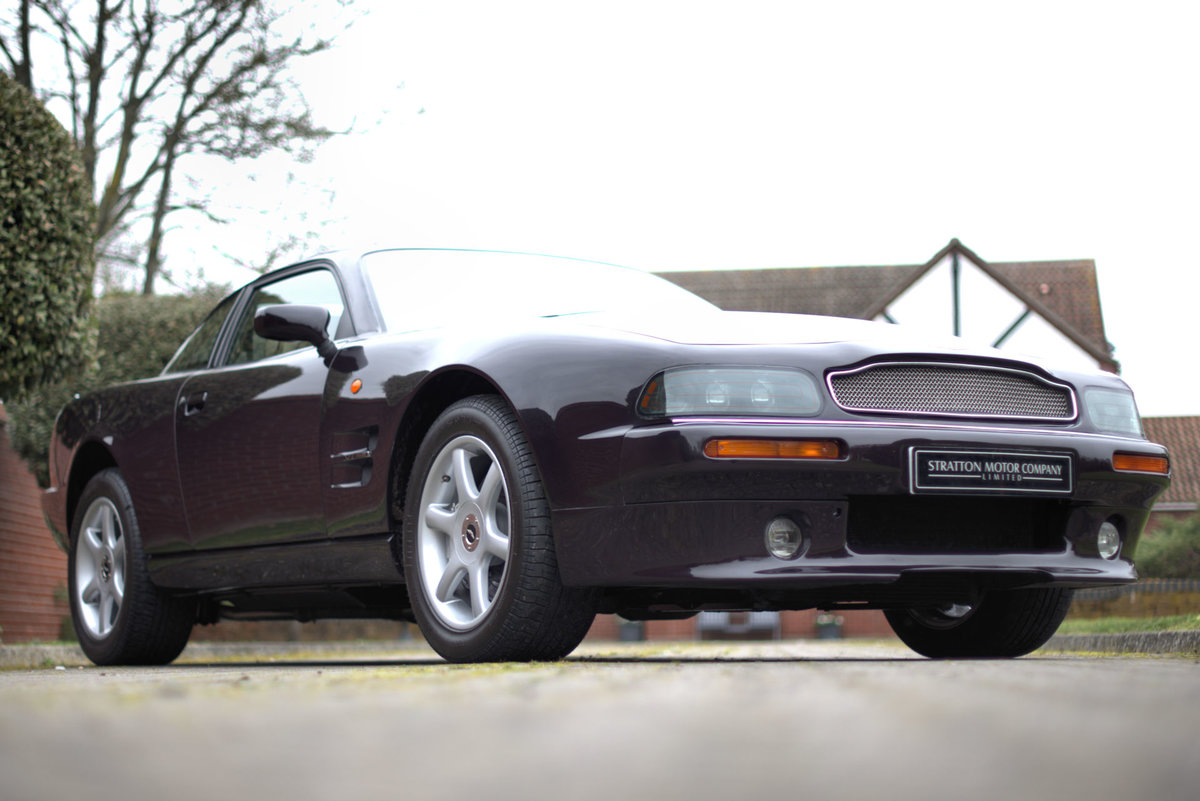 1997 Aston Martin V8 Coupe For Sale (picture 19 of 19)