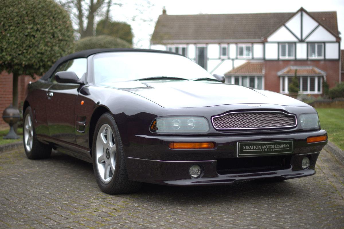 1998 Aston Martin V8 Volante LWB For Sale (picture 1 of 15)
