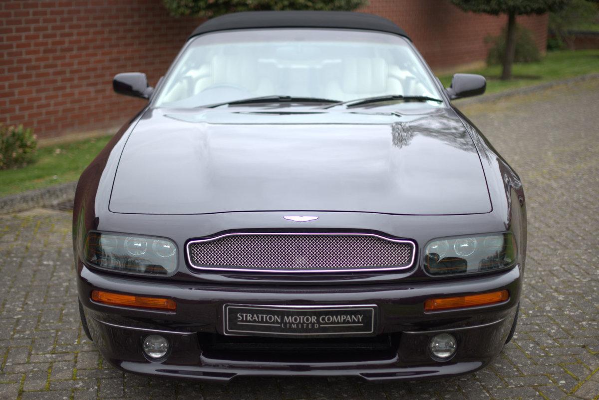 1998 Aston Martin V8 Volante LWB For Sale (picture 2 of 15)