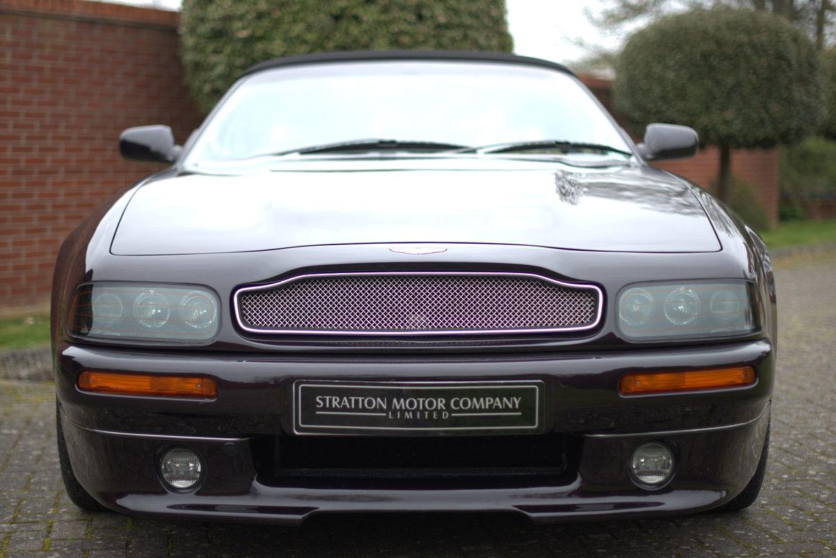 1998 Aston Martin V8 Volante LWB For Sale (picture 3 of 15)