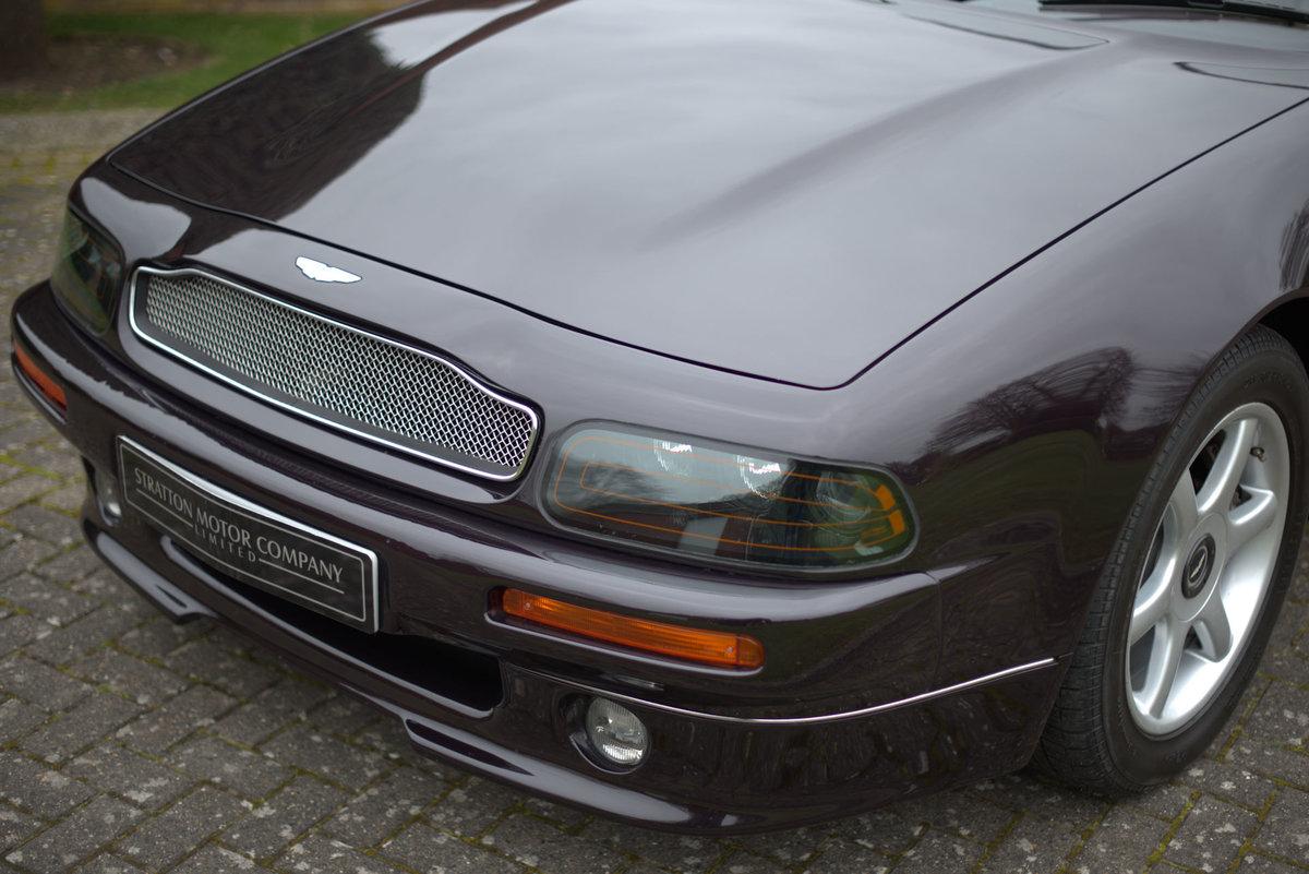 1998 Aston Martin V8 Volante LWB For Sale (picture 4 of 15)