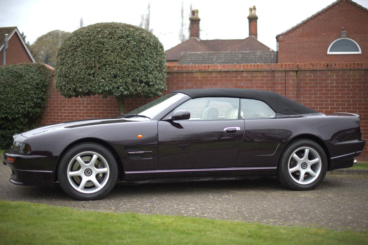 1998 Aston Martin V8 Volante LWB For Sale (picture 5 of 15)