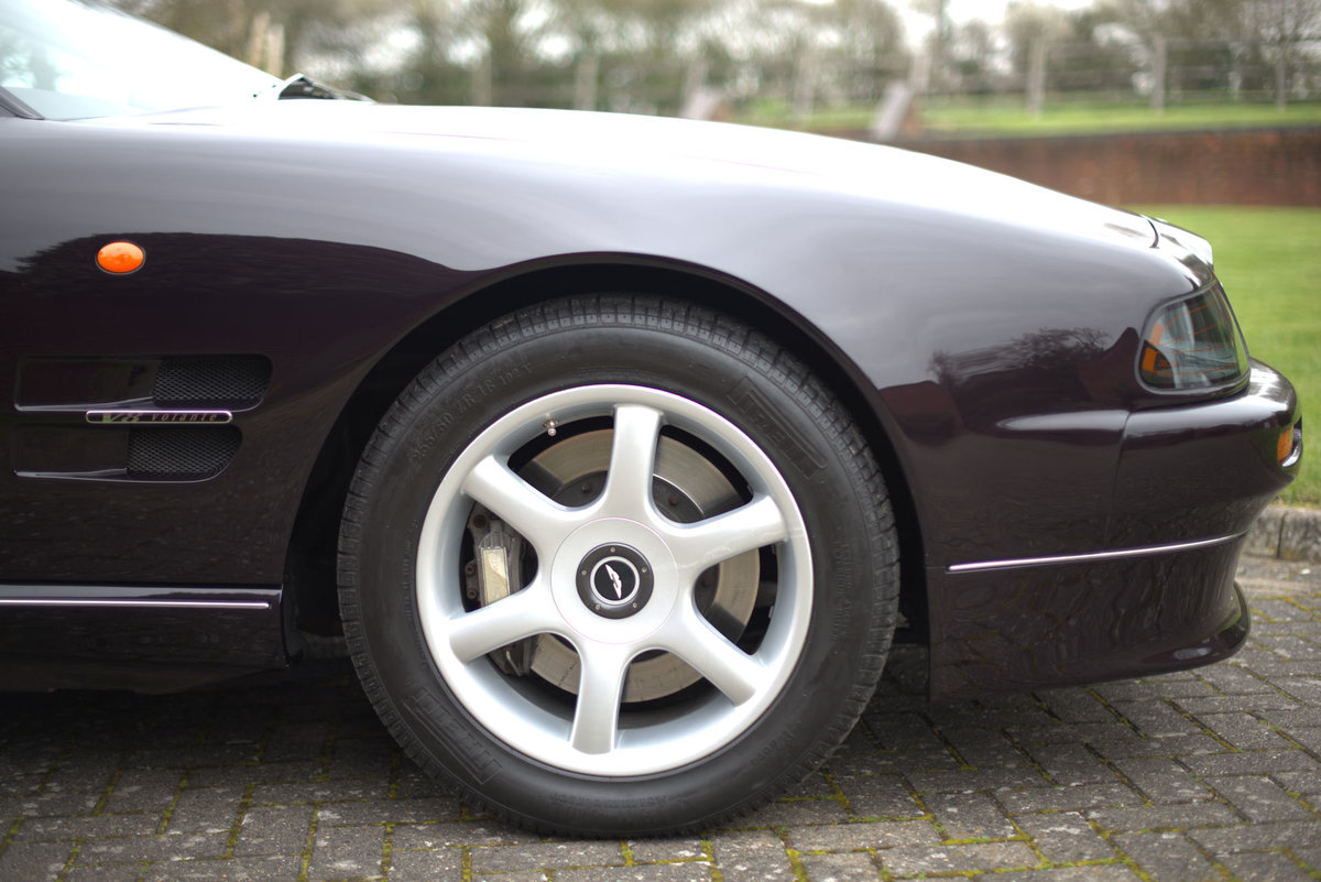 1998 Aston Martin V8 Volante LWB For Sale (picture 6 of 15)