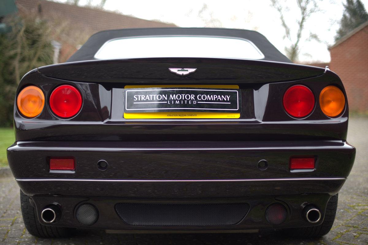 1998 Aston Martin V8 Volante LWB For Sale (picture 7 of 15)