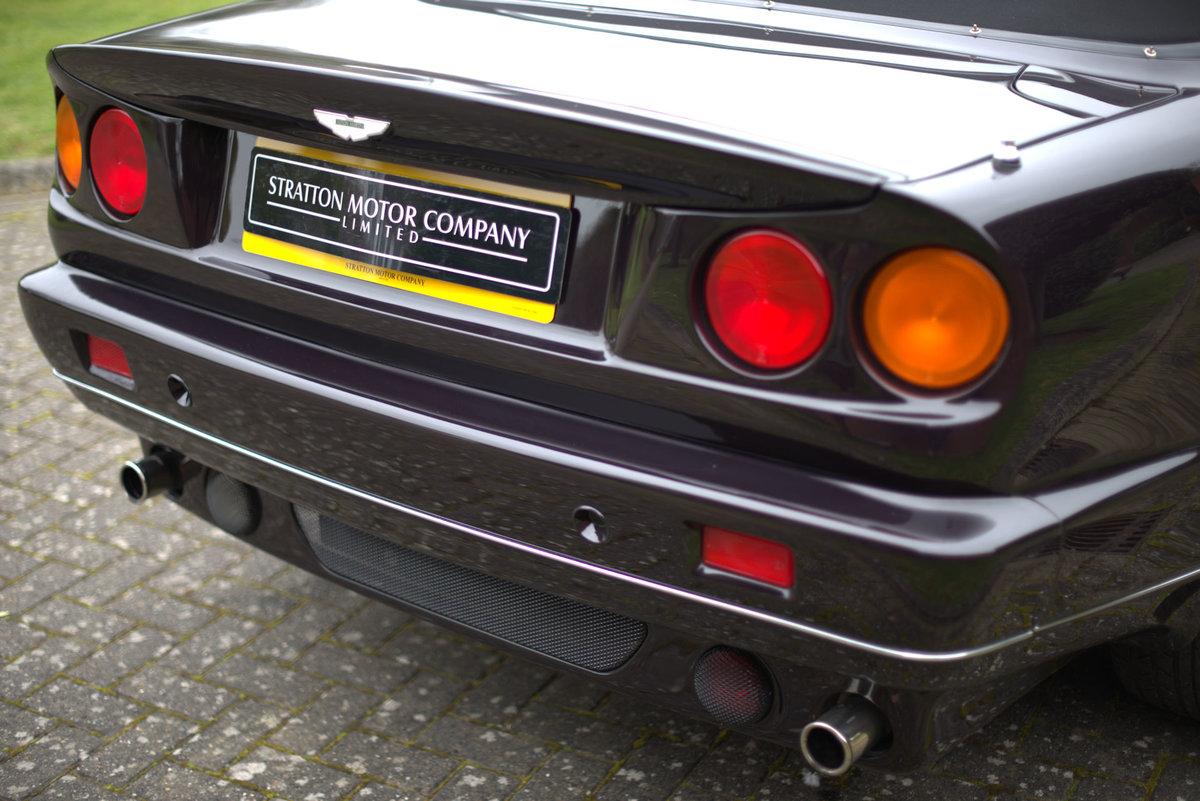 1998 Aston Martin V8 Volante LWB For Sale (picture 8 of 15)
