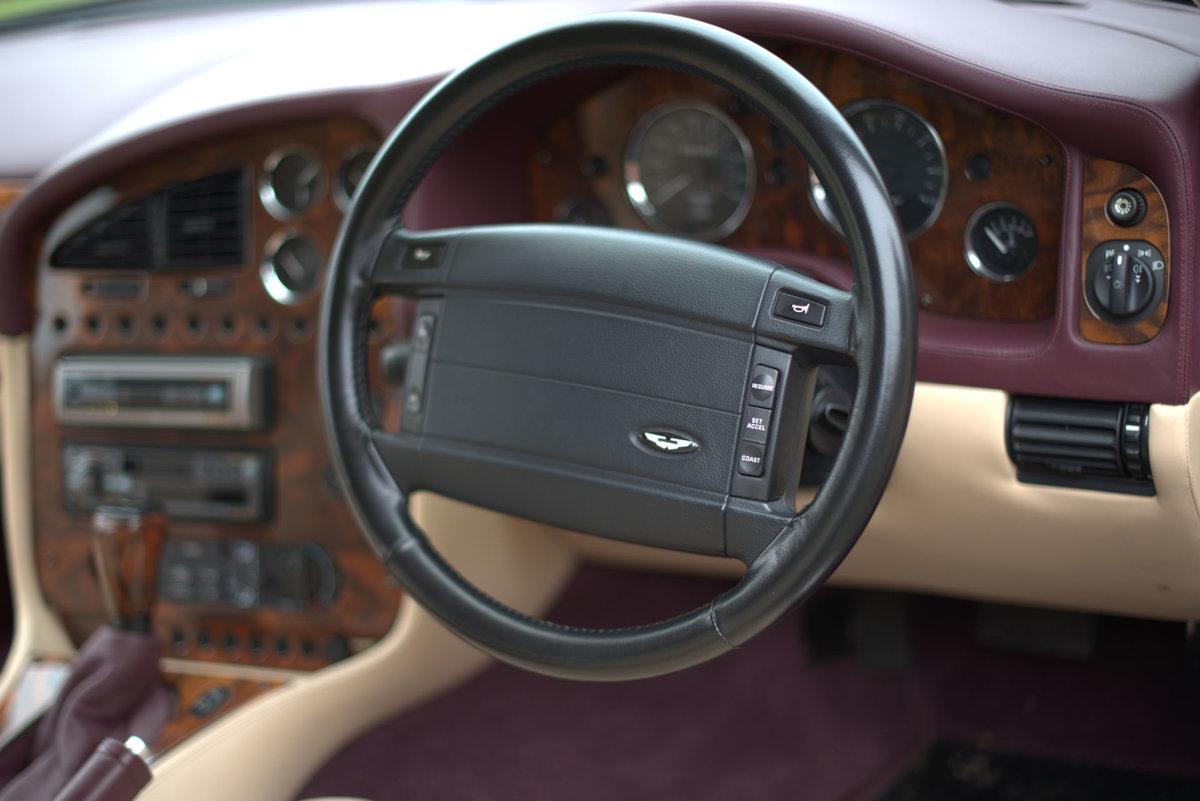 1998 Aston Martin V8 Volante LWB For Sale (picture 10 of 15)