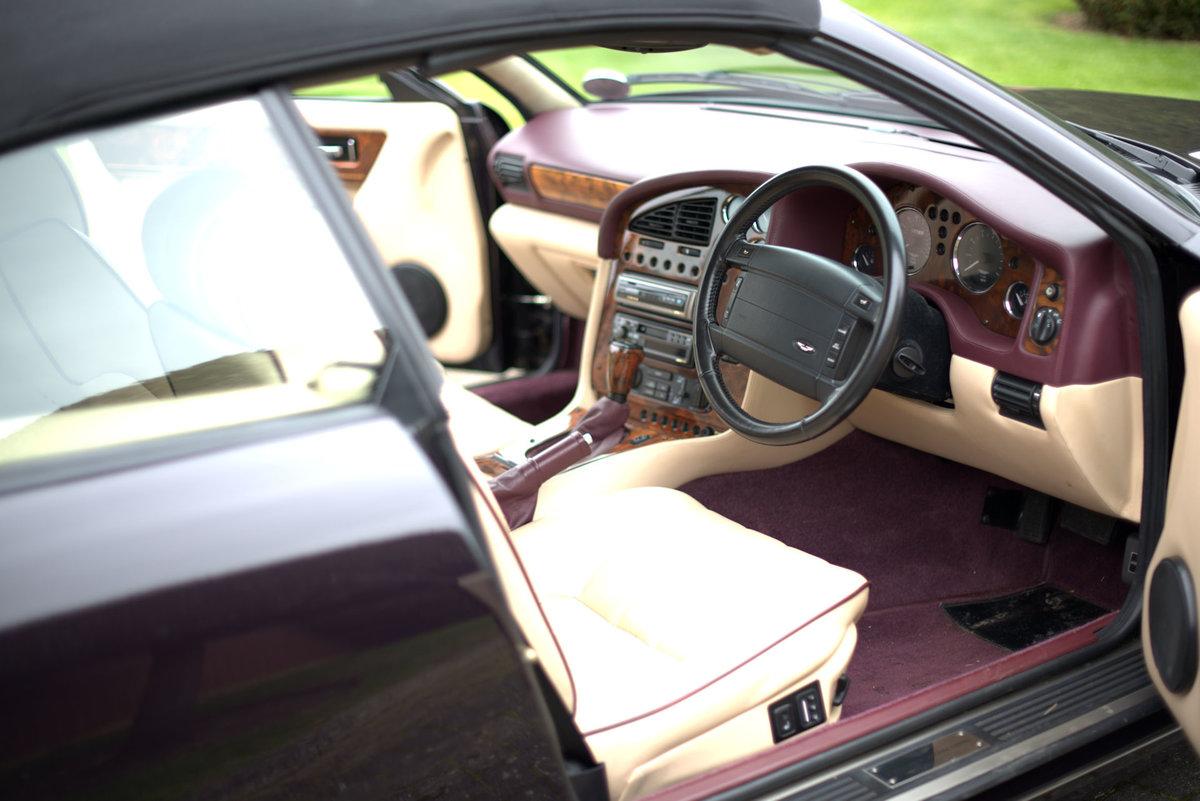1998 Aston Martin V8 Volante LWB For Sale (picture 11 of 15)