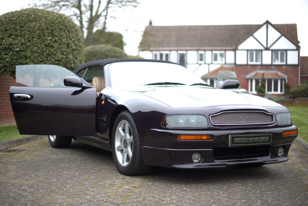 1998 Aston Martin V8 Volante LWB For Sale (picture 15 of 15)