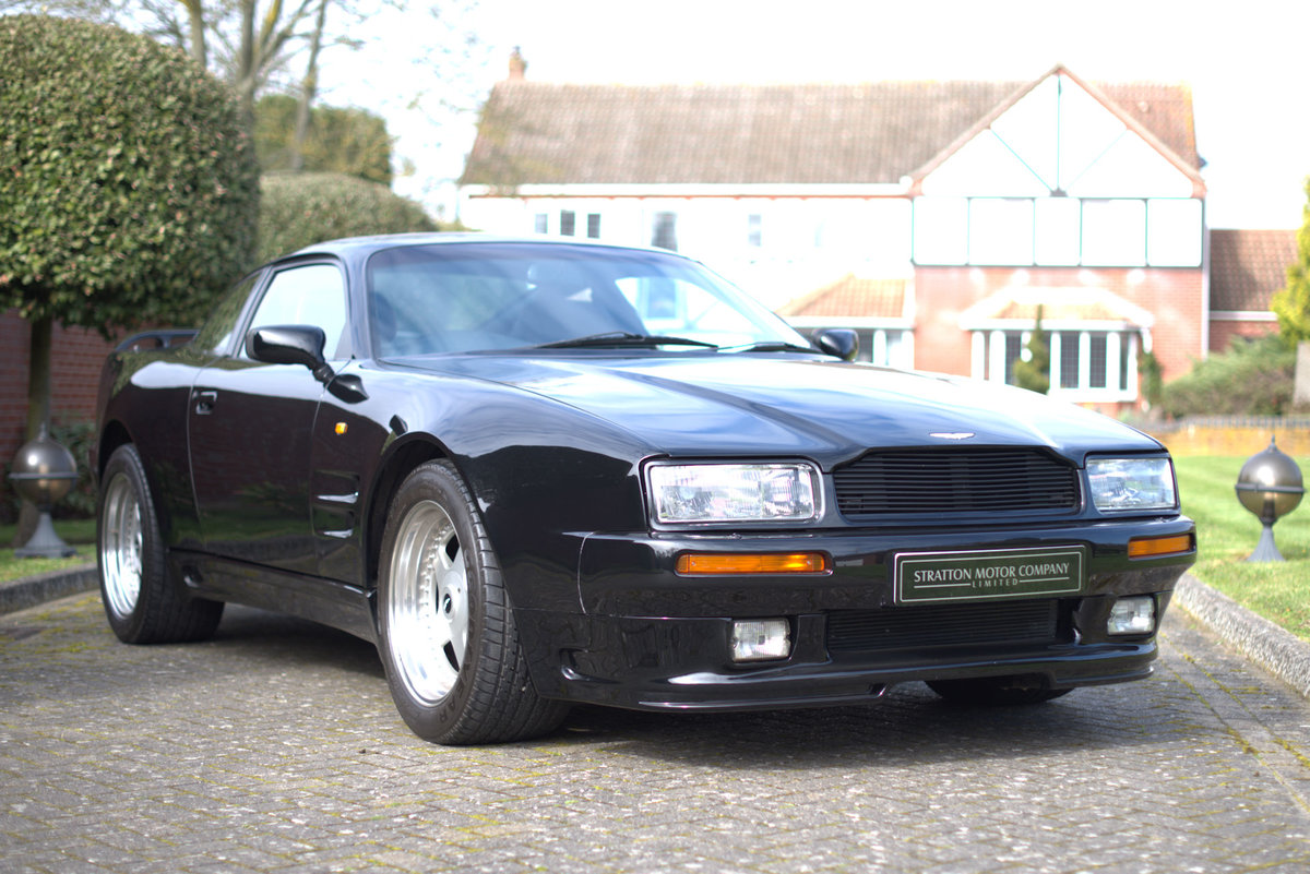 1999 Aston Martin Virage Coupe 6.3 For Sale (picture 1 of 18)