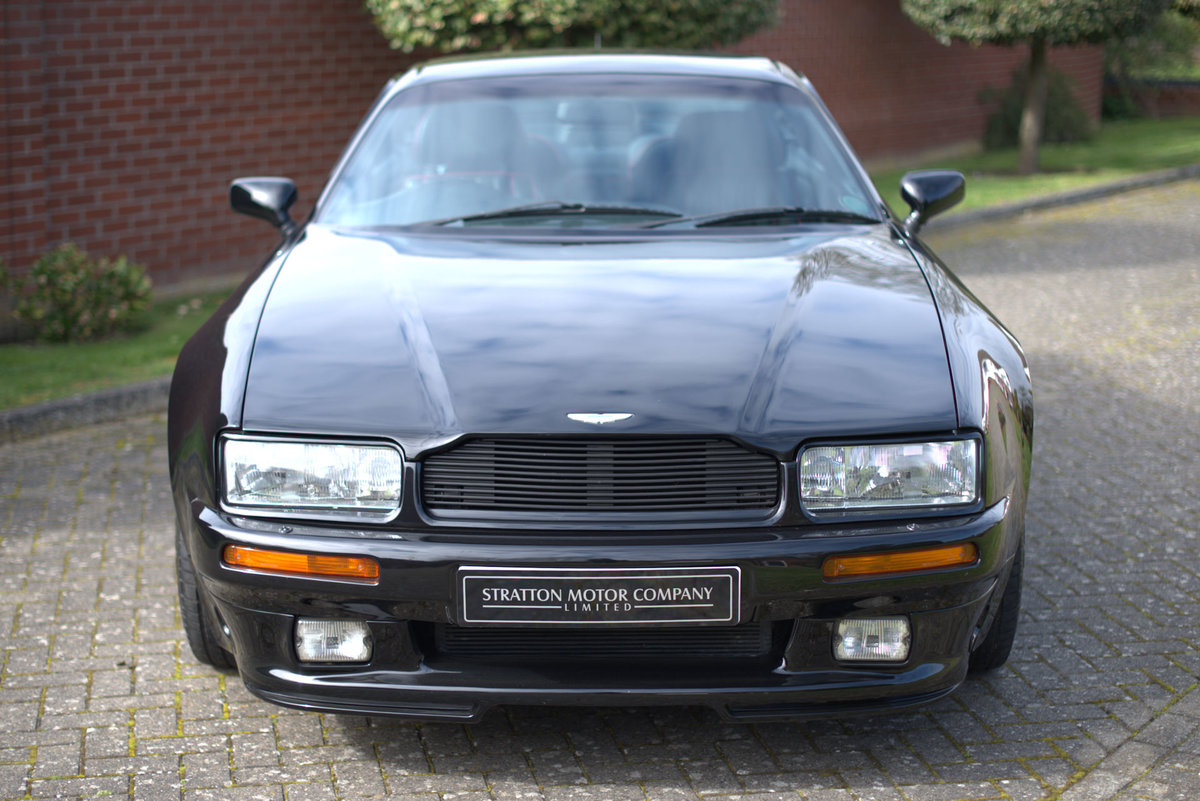 1999 Aston Martin Virage Coupe 6.3 For Sale (picture 2 of 18)