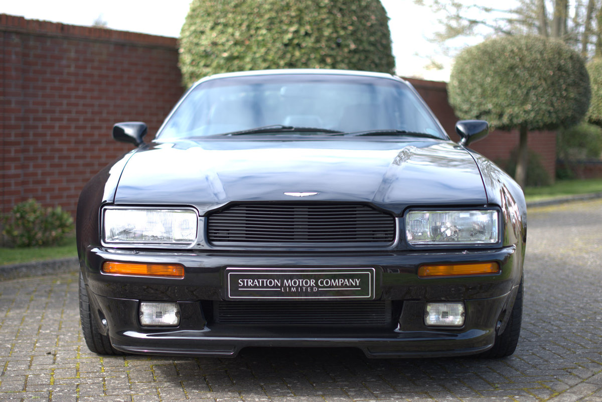 1999 Aston Martin Virage Coupe 6.3 For Sale (picture 3 of 18)