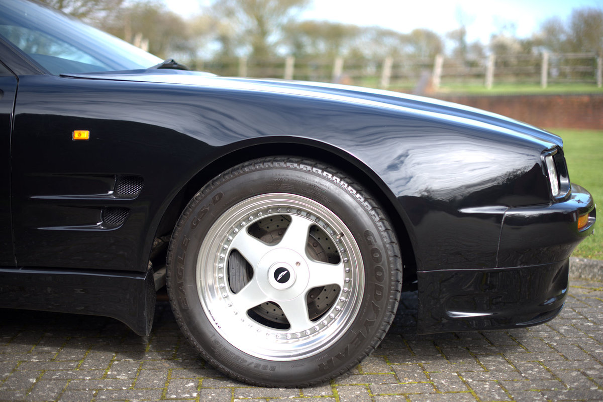 1999 Aston Martin Virage Coupe 6.3 For Sale (picture 5 of 18)
