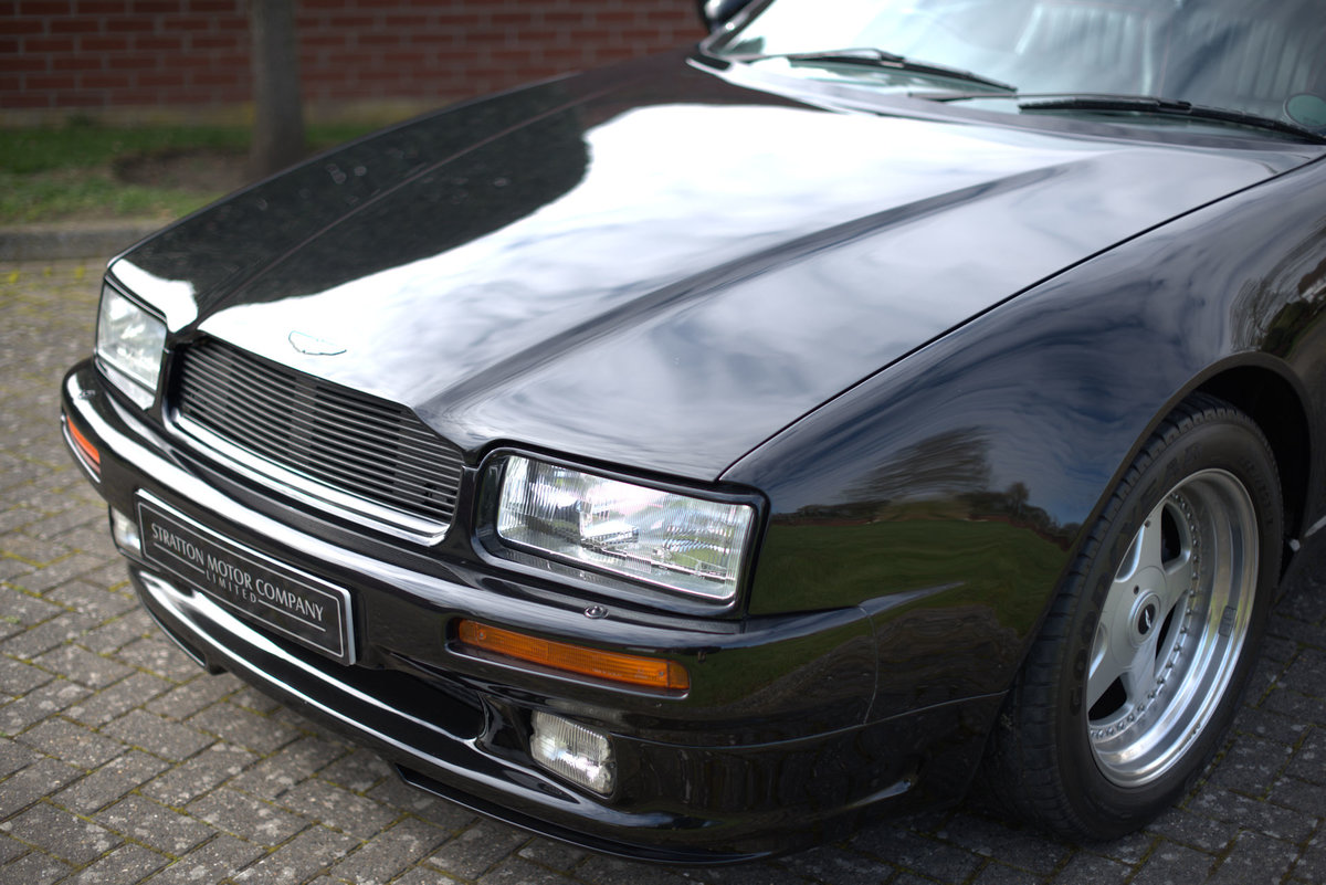 1999 Aston Martin Virage Coupe 6.3 For Sale (picture 7 of 18)