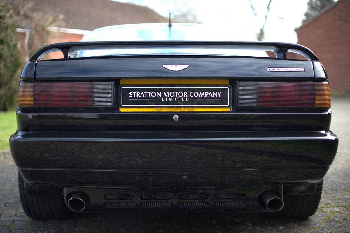 1999 Aston Martin Virage Coupe 6.3 For Sale (picture 8 of 18)