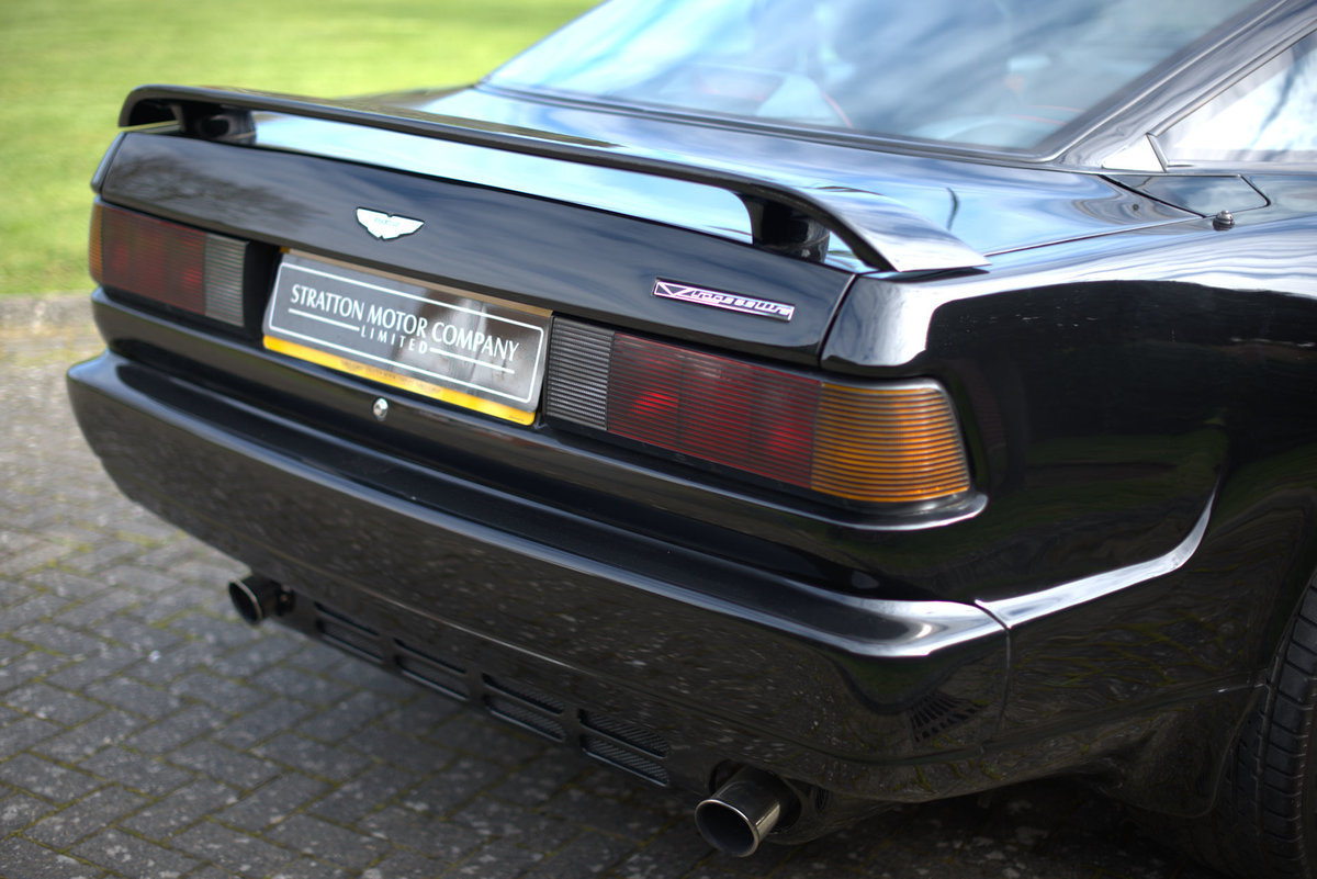 1999 Aston Martin Virage Coupe 6.3 For Sale (picture 9 of 18)