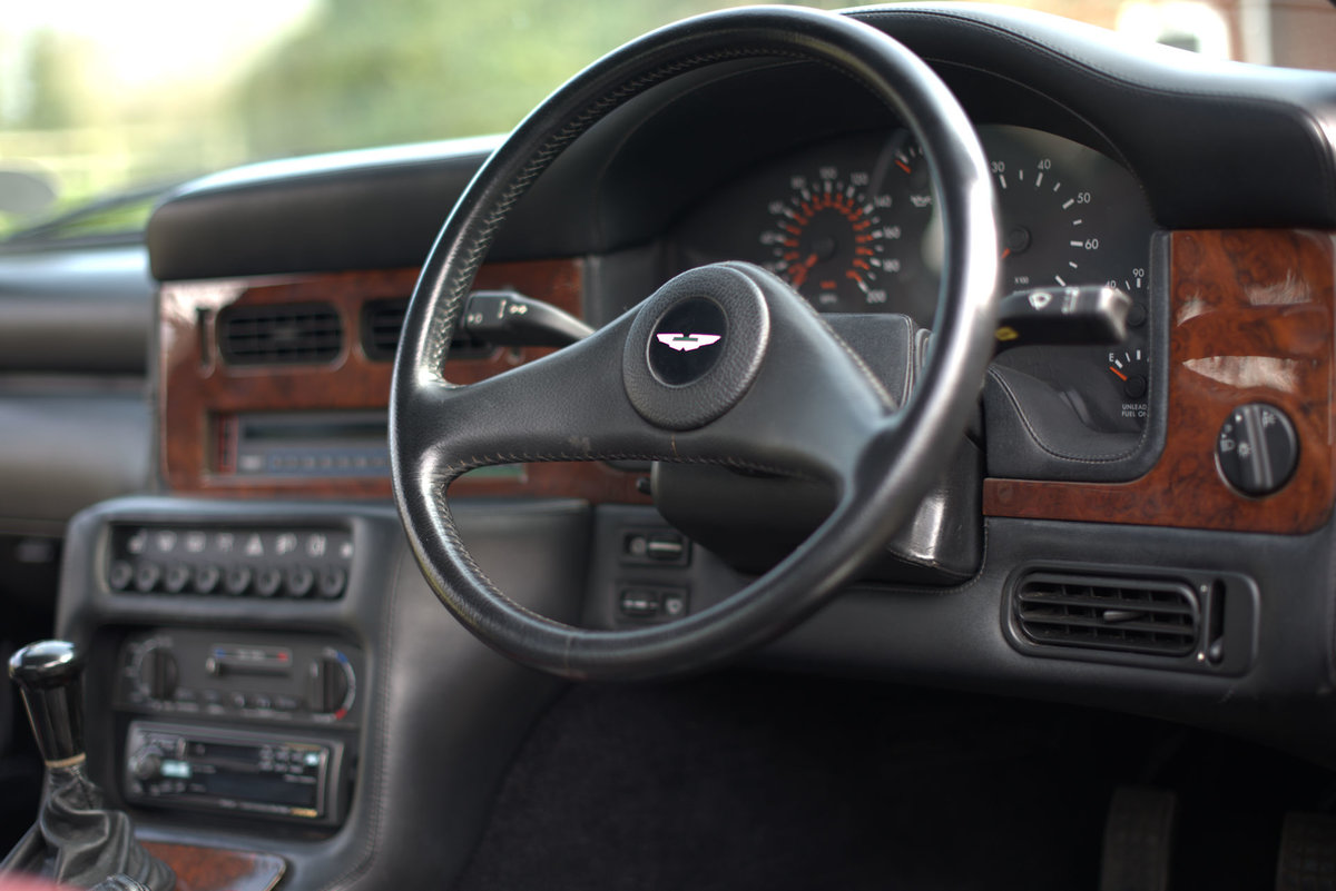 1999 Aston Martin Virage Coupe 6.3 For Sale (picture 10 of 18)