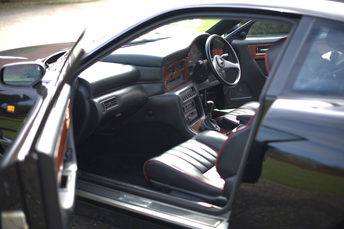 1999 Aston Martin Virage Coupe 6.3 For Sale (picture 12 of 18)