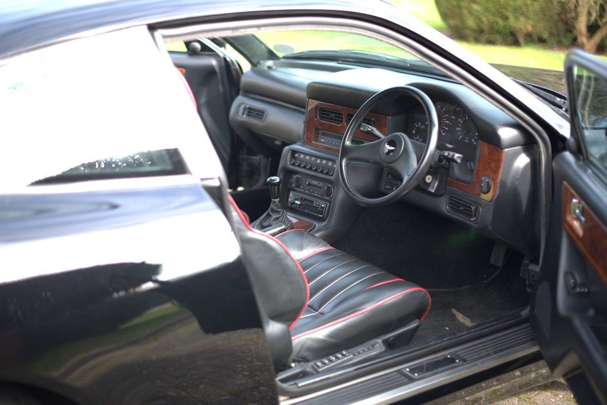 1999 Aston Martin Virage Coupe 6.3 For Sale (picture 13 of 18)