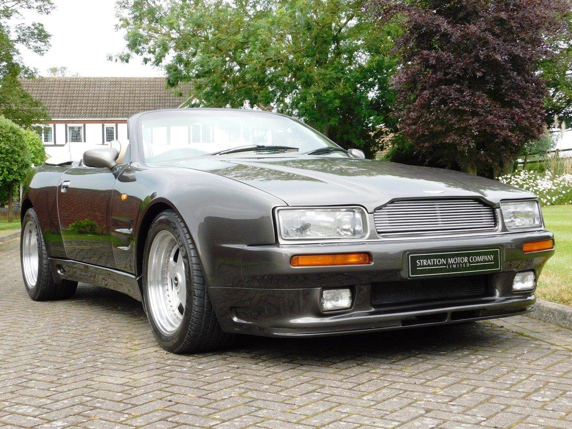 1999 Aston Martin Virage Volante Cosmetic 6.3 For Sale (picture 1 of 14)