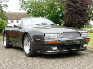 1999 Aston Martin Virage Volante Cosmetic 6.3 For Sale