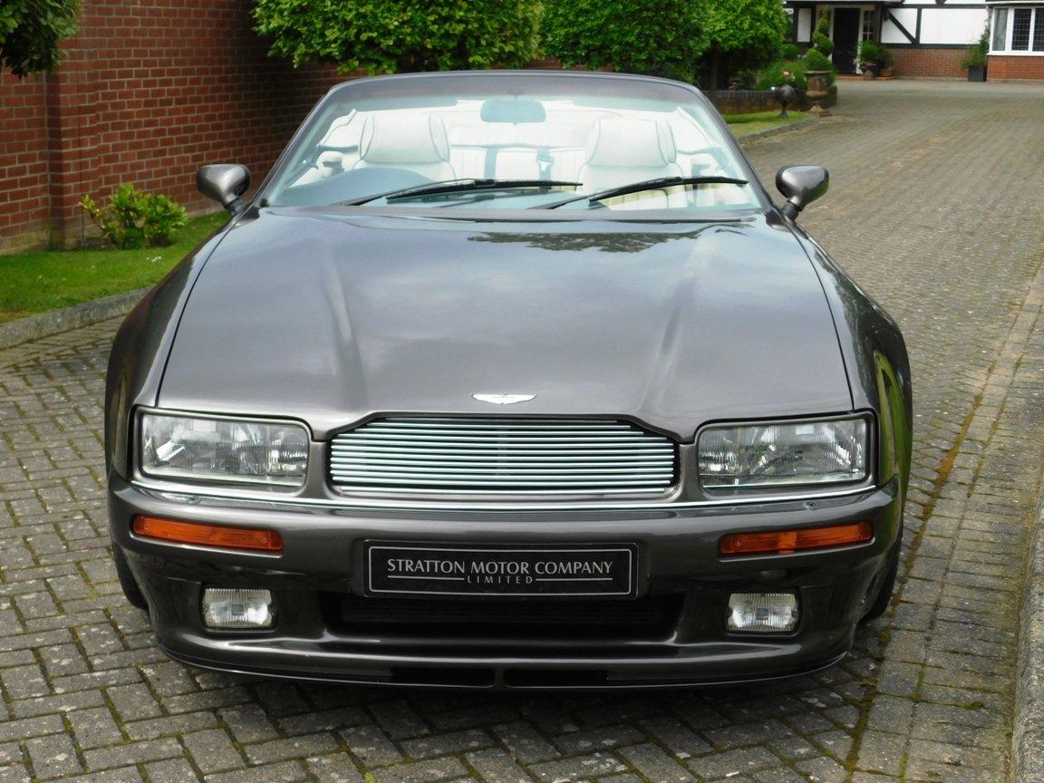 1999 Aston Martin Virage Volante Cosmetic 6.3 For Sale (picture 2 of 14)