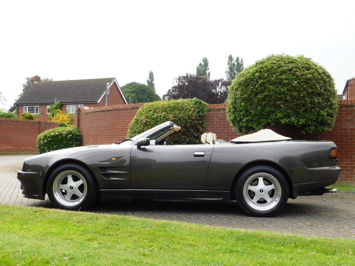 1999 Aston Martin Virage Volante Cosmetic 6.3 For Sale (picture 3 of 14)