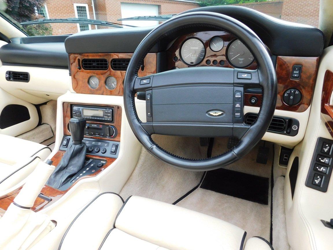 1999 Aston Martin Virage Volante Cosmetic 6.3 For Sale (picture 6 of 14)