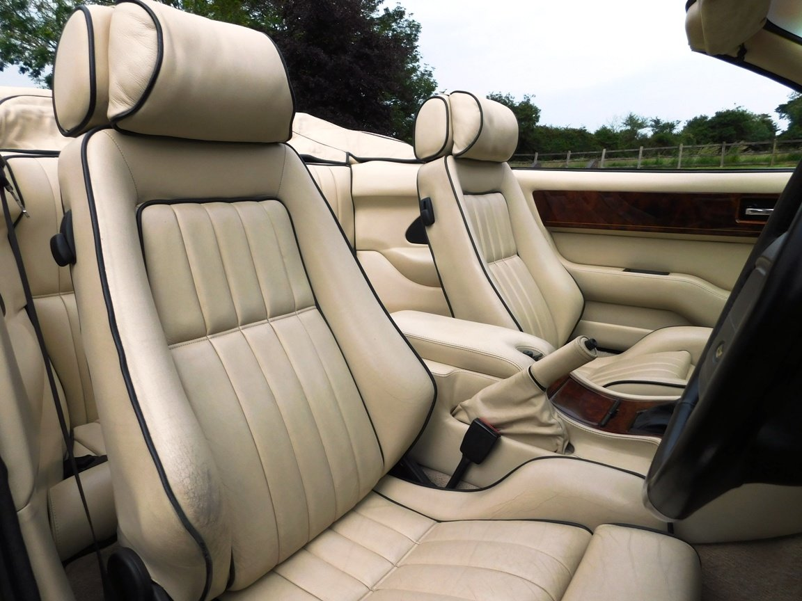 1999 Aston Martin Virage Volante Cosmetic 6.3 For Sale (picture 7 of 14)