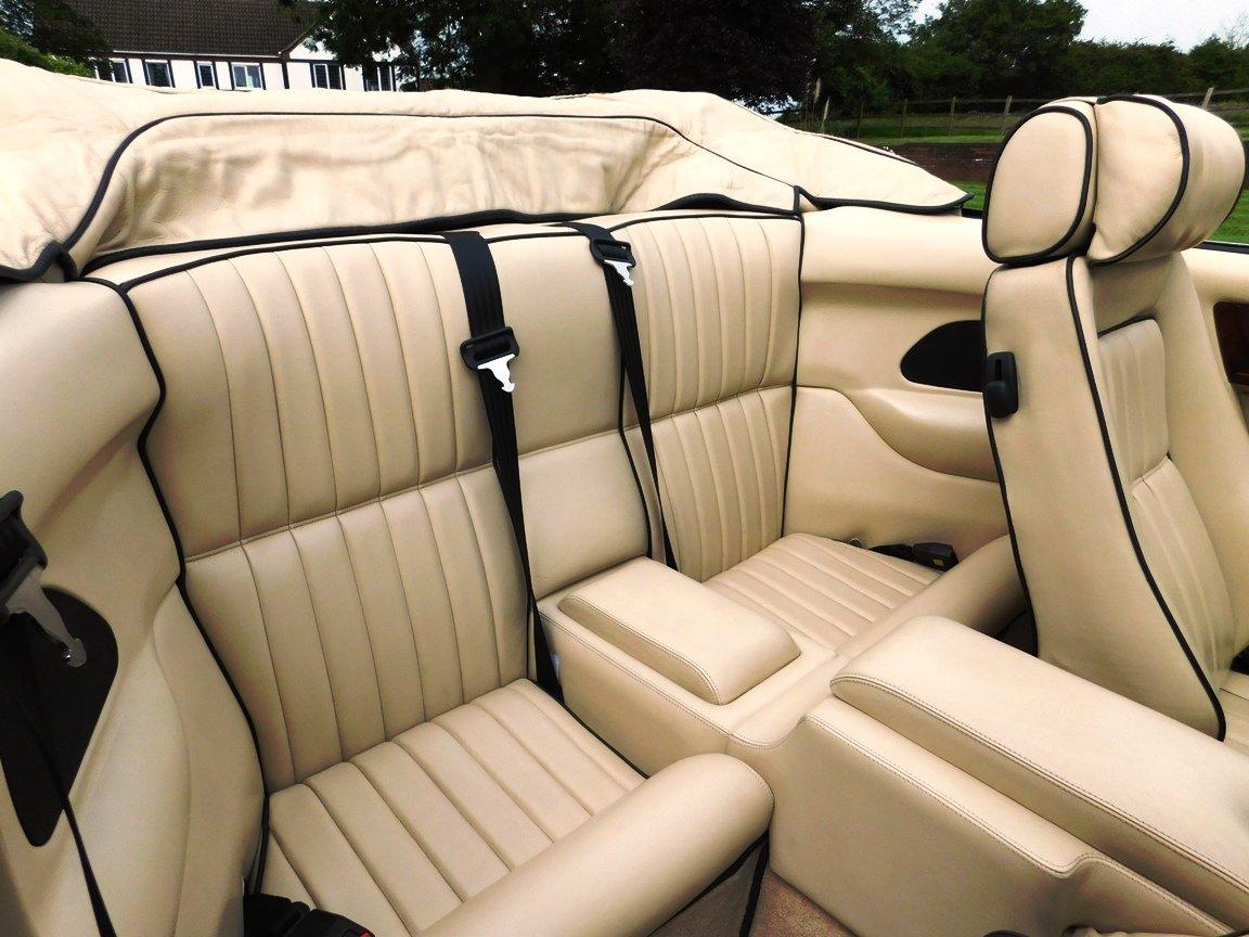 1999 Aston Martin Virage Volante Cosmetic 6.3 For Sale (picture 8 of 14)