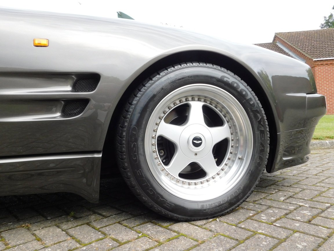 1999 Aston Martin Virage Volante Cosmetic 6.3 For Sale (picture 9 of 14)