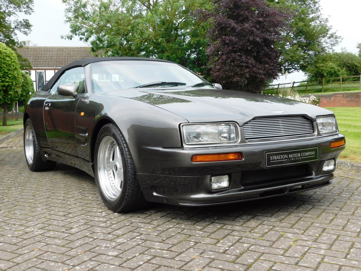 1999 Aston Martin Virage Volante Cosmetic 6.3 For Sale (picture 12 of 14)