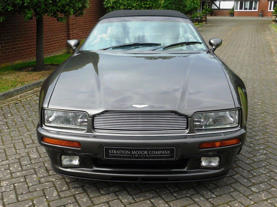 1999 Aston Martin Virage Volante Cosmetic 6.3 For Sale (picture 13 of 14)