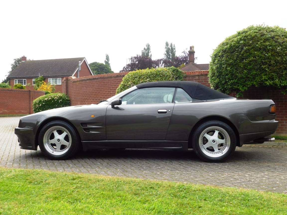 1999 Aston Martin Virage Volante Cosmetic 6.3 For Sale (picture 14 of 14)