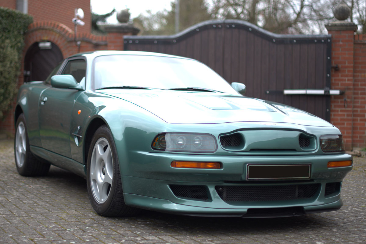 2000 Aston Martin Le Mans V600 For Sale (picture 2 of 17)