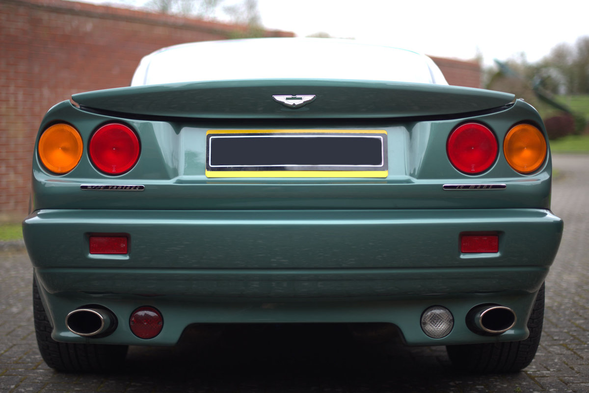 2000 Aston Martin Le Mans V600 For Sale (picture 8 of 17)