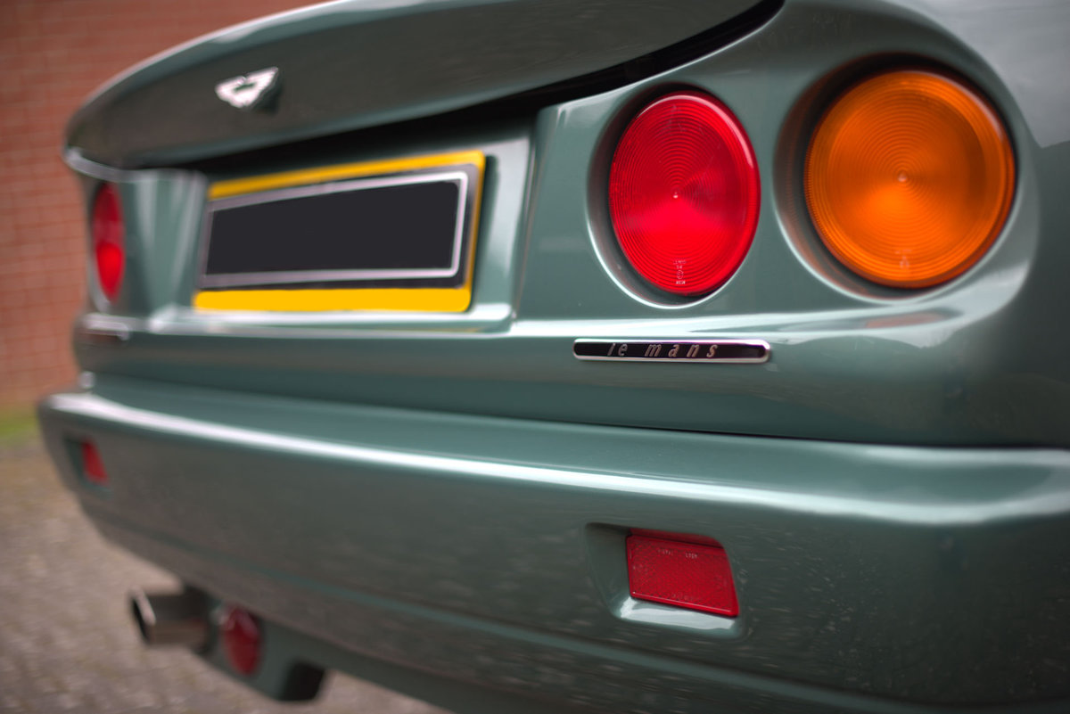 2000 Aston Martin Le Mans V600 For Sale (picture 9 of 17)